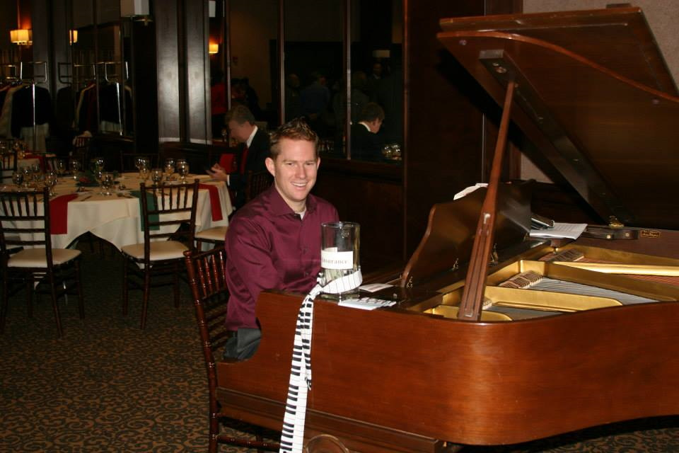 accompaniment on piano, event pianist for hire weddings special events roseville ca placer county